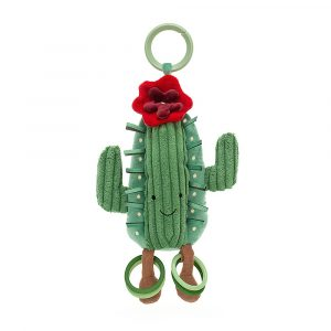 Amuseable Cactus Activity Toy - 25 cm