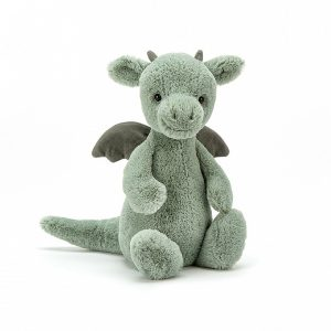 Bashful Dragon Small - 18 cm