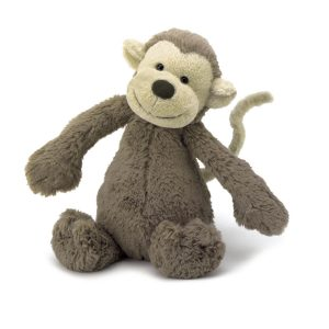Bashful Monkey Small - 18 cm