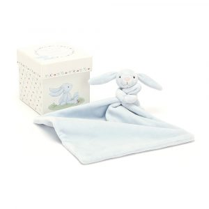 My First Blue Bunny Soother - 23 cm