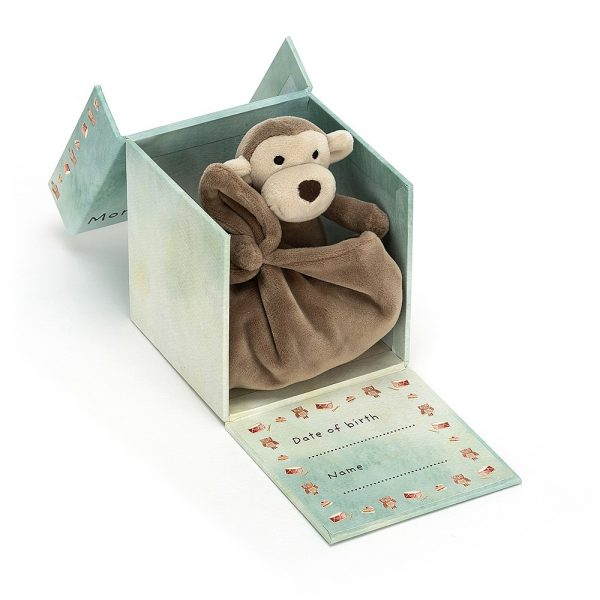 My First Monkey Soother - 23 cm