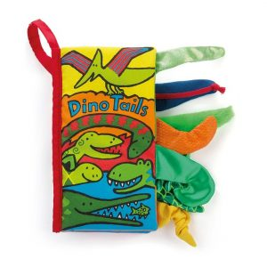 Tails Dino Book New - 21 cm
