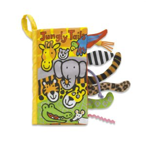 Jungly Tails Book - 21 cm