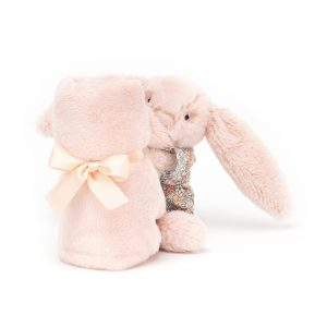 Bedtime Blossom Blush Bunny Soother - 34 cm