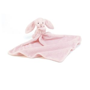 Bashful Pink Bunny Soother - 34 cm