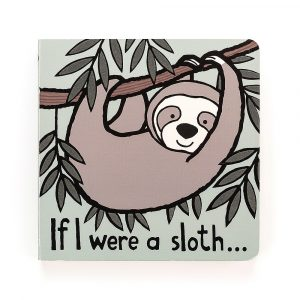 If I were a Sloth Book