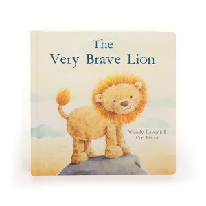The Very Brave Lion Book - 23 cm