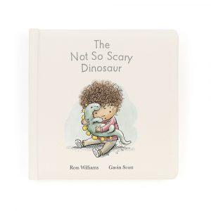 The Not So Scary Dinosaur Book - 19 cm