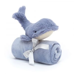 Wilbur Whale Soother - 34 cm