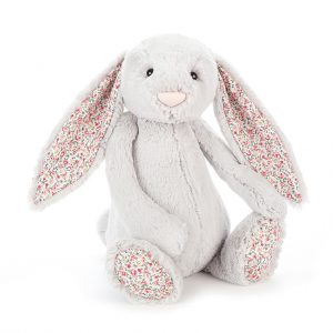 Blossom Silver Bunny Large